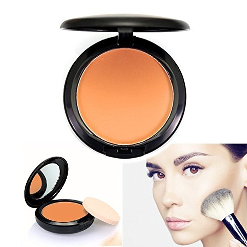 Puder, TOFAR Soft Compact Powder Frauen Make up Naturkosmetik Anti-Schweiß Make-Up Puder für jeden Hauttyp - #5