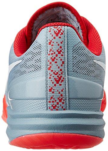 Nike Kobe Mentality colombe gris mtallis platine rouge 007