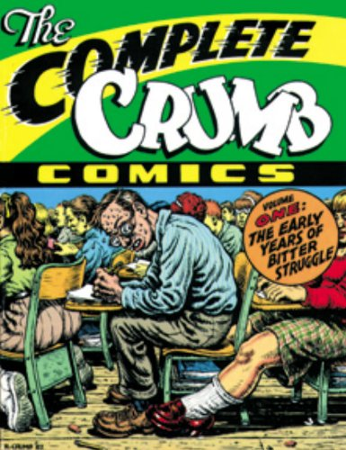Complete Crumb Comics 01 Early Years New