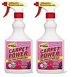 OzKleen Carpet Power Cleaner 500 ml (Pack of 2)