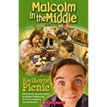 Malcolm in the Middle - Buch mit Audio-CD (Scholastic Starter Level)