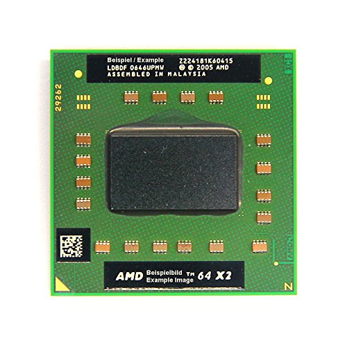 AMD Sempron Mobile Laptop Processor 3400+ 1.8GHz SMS3600HAX3CM Socket/Sockel S1 (Generalüberholt) Amd Mobile