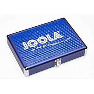 JOOLA Tischtennis-Hülle Alukoffer