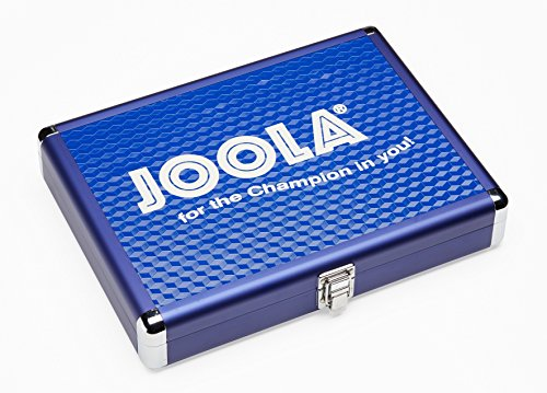 JOOLA TT-Schlägerkoffer Alukoffer, Blau, One Size