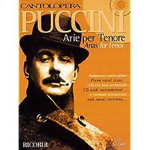 1: Puccini Arias for Tenor (Cantolopera Collection)