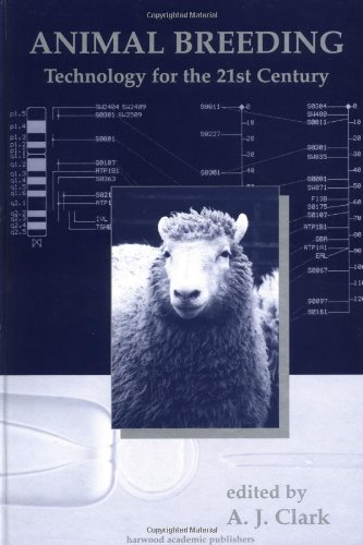 Animal Breeding: Technology for the 21st Century: 4 (Modern Genetics)