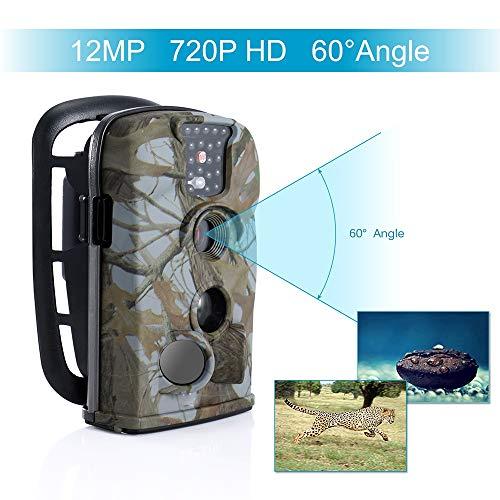 Zoom IMG-3 rtofo fotocamera caccia coolife 12mp