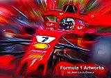 Formula 1 Artworks by Jean-Louis Glineur (Posterbuch DIN A3 quer): Die Königklasse künstlerisch verpackt (Posterbuch, 14 Seiten ) (CALVENDO Sport)