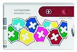 Victorinox Taschenwerkzeug Swiss Card VX Colors, 0.7107.841