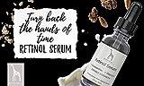Retinol Serum – Mother Nature® | hochdosiert | Anti-Aging Pflege für Haut, Gesicht, Dekolleté und Körper | 30 ml inkl. Hyaluronsäure und Vitamin E | für Männer und Frauen - 3