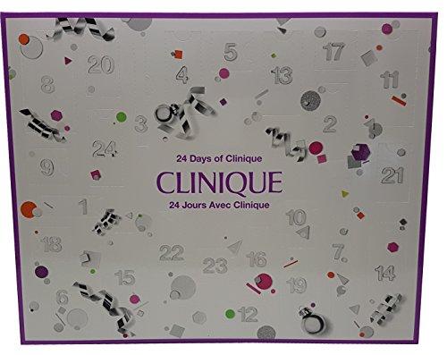 Clinique Adventskalender - Advent Calendar - Beauty - Pflege - Make Up - 24 Luxus Produkte
