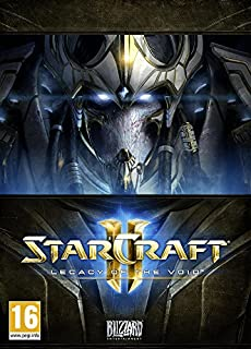 Starcraft 2 : legacy of the void (B011V4HXVW) | Amazon Products
