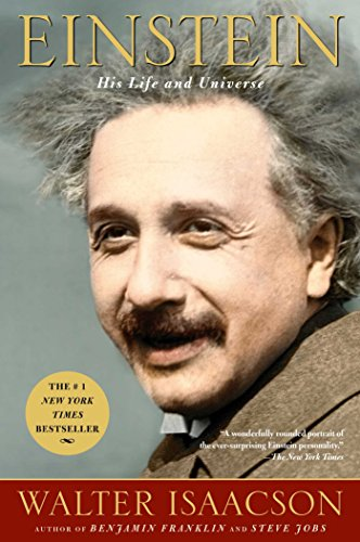 Einstein: His Life and Universe por Walter Isaacson
