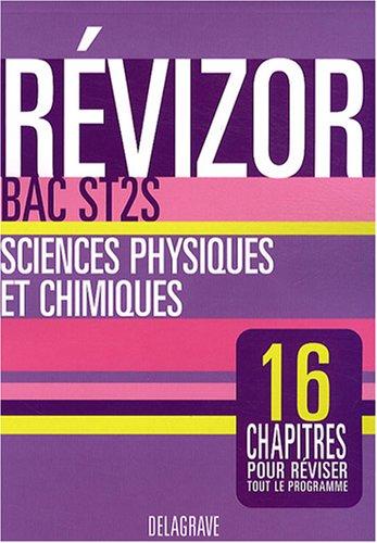 Sciences Physiques et Chimiques Bac ST2S par Christophe Dugne, Magalie Marteville, Bertrand Morel, Marc Lecoeuche
