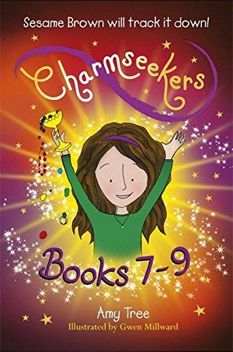 Charmseekers. Books 7-9