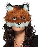 Erwachsene Deluxe flauschige Fuchs Maske