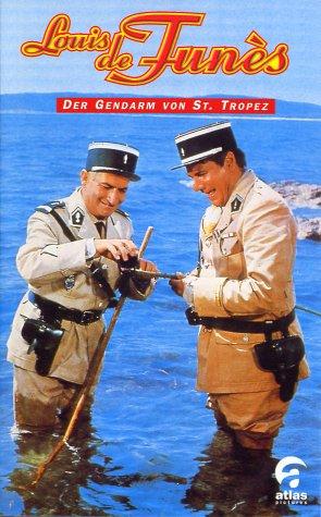 Bild von Der Gendarm von Saint Tropez [VHS]