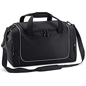 Quadra Sporttasche in Kompaktgröße für Umkleidespinde QS77 Schwarz