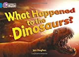 What Happened to the Dinosaurs?: Band 13/Topaz (Collins Big Cat)