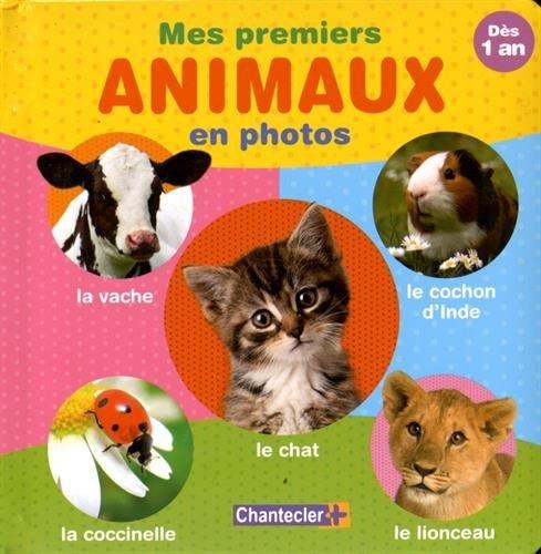 Mes premiers animaux en photos (dès 1 an)