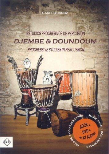 Djembe y Doundoun. Estudios progresivos de percusión