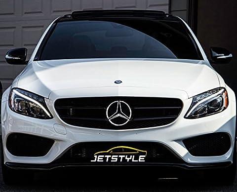 Jetstyle LED Emblem Front Car Grill Badge, Auto Illuminated Logo,