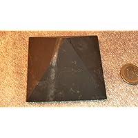 QUARTZ Schungit Pyramide mit Quarzbahnen,unpoliert,7x7cm,sehr selten, aus Karelien,lmit Zertifikat der Mine! preisvergleich bei billige-tabletten.eu
