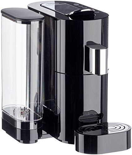 Kapselmaschine Twins (1455 Watt, 1 Liter Wassertank, Farbe Schwarz)