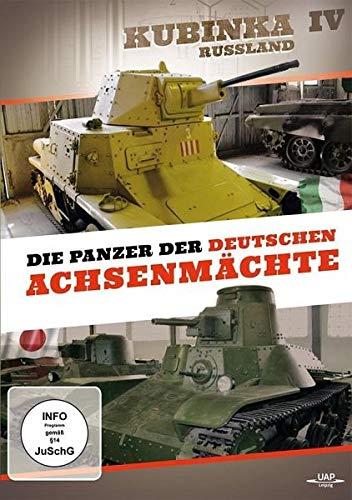 Die Panzer der deutschen Achsenmächte - Kubinka IV
