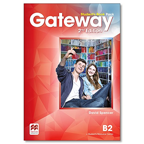GATEWAY B2 Sb Pk 2nd Ed (Gateway 2nd Edition) por D. SPENCER