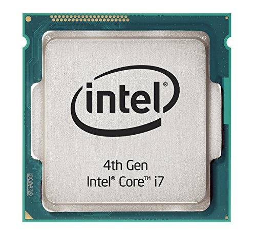 Intel Core i7 4770K Quad Core Retail CPU (Socket 1150, 3.50GHz, 8MB, Haswell, 84W, Intel Graphics, BX80646I74770K, 4th Generation Intel Core, Turbo Boost Technology 2.0)