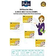Pufai Breathe Fresh Nasal Strips.50 Piece in 5 Box Large Size Nasal Strips (66 * 19 mm).