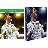 FIFA 18 Ronaldo Edition + Steelbook Esclusiva Amazon - Xbox One