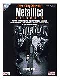 Toby Wine: Learn To Play Guitar With Metallica - Volume 2. Für Gitarre, Gitarrentabulatur(mit Akkordsymbolen)