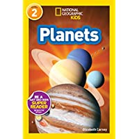 National Geographic Readers: Planets (National Geographic Kids Readers: Level 2)