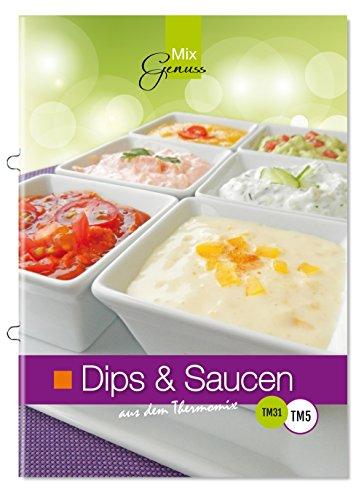 Buchseite und Rezensionen zu 'Dips & Saucen: aus dem Thermomix' von Corinna Wild