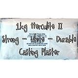 BabyRice Herculite II escayola para moldes material polvo–sólo tiene que añadir agua 1kg