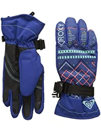 Roxy Girl's JETTY Snowboarding/Ski Gloves–8–16, Womens, ROXY JETTY GIRL GLOVES