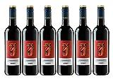 Weinbiet Manufaktur eG  1. Rendezvous rotwein 2017 Feinherb (6 x 0.75 l)