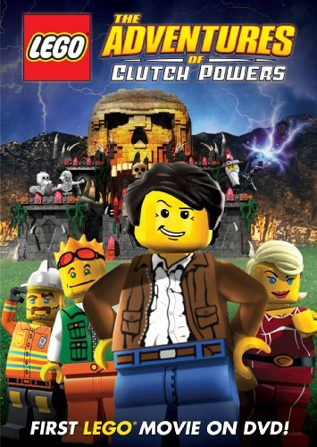 Preisvergleich Produktbild Lego: The Adventures of Clutch Powers [UK Import]