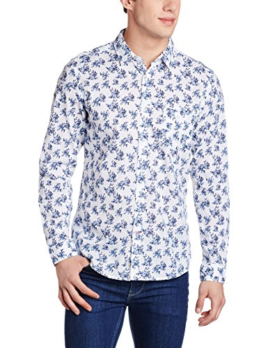 Indigo Nation Men's Casual Shirt