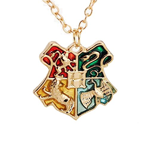 s House Wappen Halskette–Gold (Ravenclaw Hat Schal)