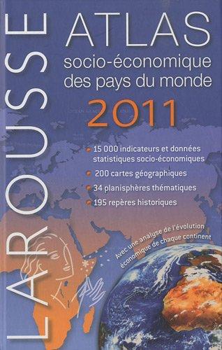 Atlas socio-économique des pays du monde 2011 par Collectif