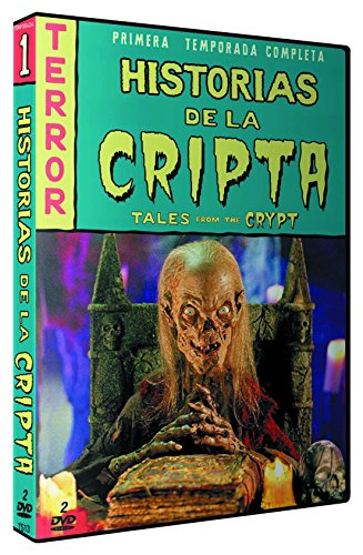 Historias de la Cripta Temporada 1 2 DVD Tales from the Crypt