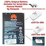 PCS SYSTEM - Battery Airtel E5573s Battery for Airtel Huawei 4G Hotspot
