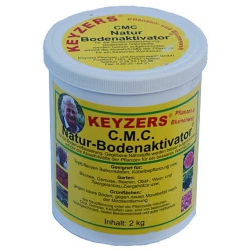 Keyzers CMC Natur-Bodenaktivator 2000g zur Bodenverbesserung