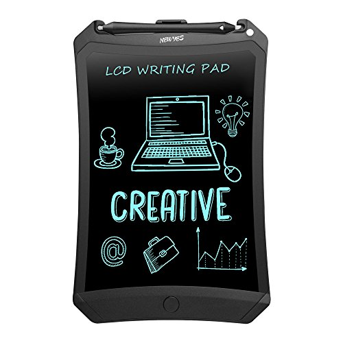 Writing tablet Grafiktablet- Newyes 8.5-Zoll elektronischer Transformator Notizblock...