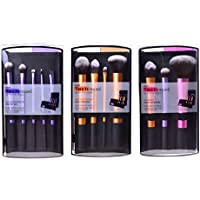 3 Real Techniques Brush Set (Travel Essential 1400, Starter Set 1406, Core Collection 1403) by Real Techniques