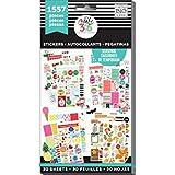 Me & My Big Ideas Seasonal Stickers, Multicolore
