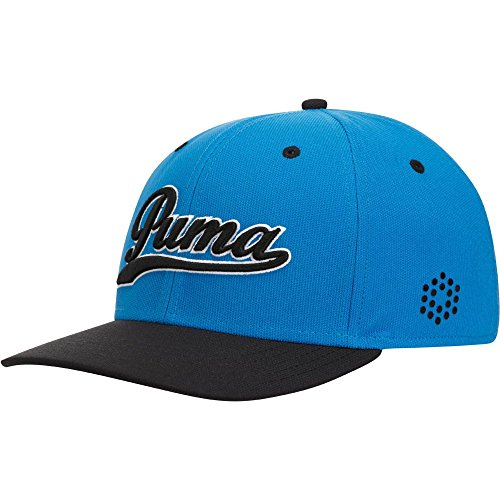 Puma Script Fitted Cap - surf the web-puma black, Größe #:L/XL